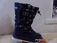 Детская зимняя обувь бренда Kellaifeng (Bessky) для девочек (рр. с 27 по 32)