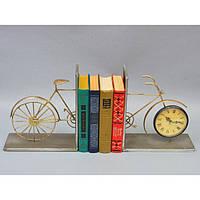 Держатель для книг, часы XY0135