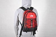 Рюкзак The North Face красно-черный VD5197