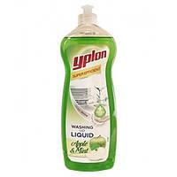 Средство для мытья посуды Yplon Яблоко и Мята 1л