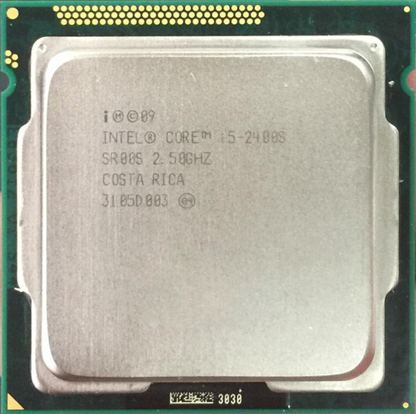 Процессор Intel Core i5-2400s 2.50GHz/6MB/5GT/s Socket 1155