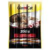 Лакомства для котов GimCat (ДжимКет) мясные палочки индейка и дрожжи (1 шт)
