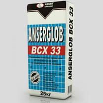 BCX-33 25кг. Клей для керамической плитки
