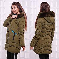 Пальто теплое зима, фото 1