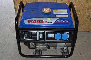 Бензиновий генератор TIGER TG3700, 2.5 кВа