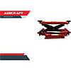 Траверса гидравлическая усиленная AirKraft TGU-450