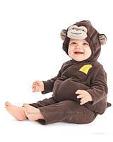 Костюм флисовый теплый Carters 18 месяцев 1 2 года EU 74 80 86 карнавальный на праздник детский для малышей