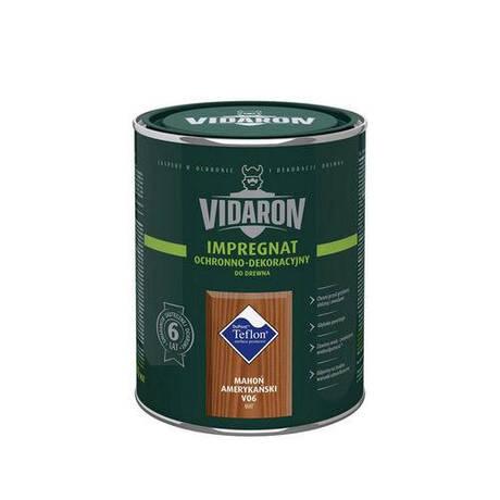 Vidaron Импрегнат (V02) защитно-декоративное средство 0,7л золотая сосна Код УКТ ЗЕД 3208109090