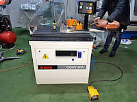 SCM Contura криволинейный кромкооблицовочный станок 2009 г.в.