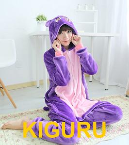 Кигуруми кошка фиолетовая Сейлор Мун