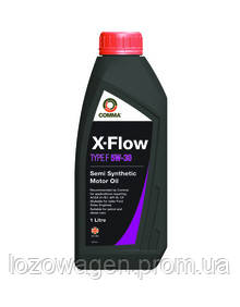 Масло моторное X-FLOW TYPE F 5W-30 1л.