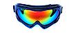 Маска-очки горнолыжная SPARK, поликарбонат, черный (Spark-(blk))