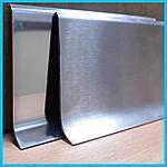 Оновлення розділу Плінтуса з нержавіючої сталі