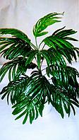 Искусственная пальма.Декоративное растение.