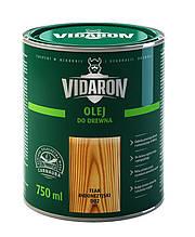 Vidaron Олія для терас  безбарвний Т01 напівмат 750мл