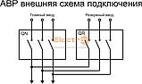 Устройство автоматического ввода резерва АВР-125 100А, фото 4