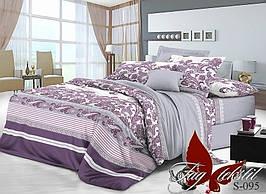Комплект постельного белья ТМ TAG двухспальный, постельное белье двухспальное S-095