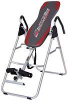 Инверсионный стол Insportline Verge, тренажер для спины и позвоночника
