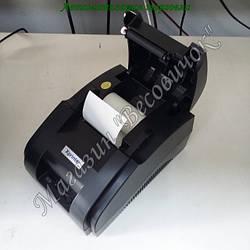 Недорогой принтер чеков XP-58IIH (58мм) USB