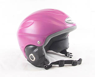 Шолом лижний Tornado рожевий (Tornado-pink) - L