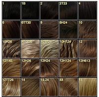 Трессы из искусственного волоса