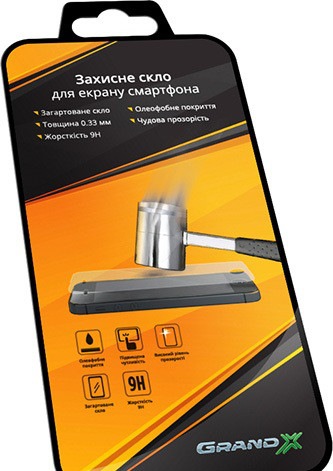 Защитное стекло для телефона Grand-X Levovo A7000 (GXLA7000)