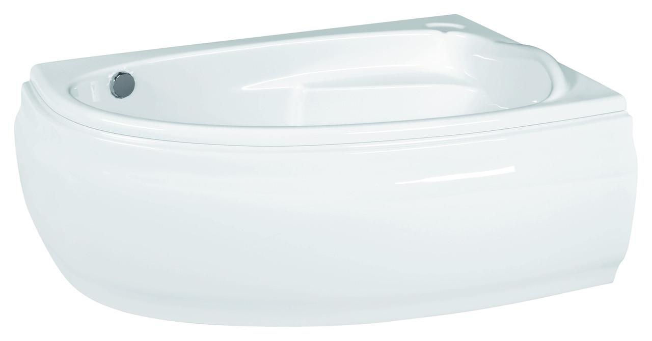 Ванна асимметричная Cersanit  JOANNA 140х90 правая