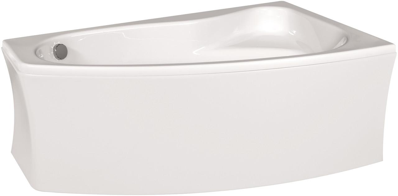 Ванна асиметрична Cersanit SICILIA 160*100 прав