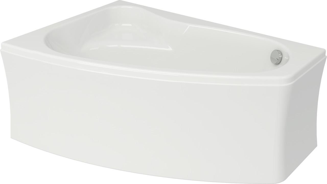Ванна асимметричная Cersanit  SICILIA 170*100 лева