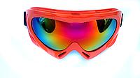 Маска (очки) горнолыжная SPARK (оранжевый)