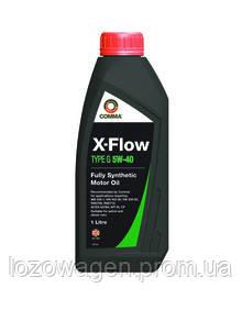 Масло моторное X-FLOW TYPE G 5W-40 1л.