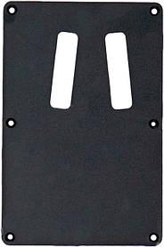Акрополис М21BK задняя панель для электрогитары, квадратная