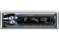 Морская магнитола Kenwood KMR-M308BTE с Bluetooth