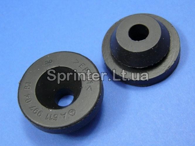 Резинка крепления корпуса воздушного фильтра Mercedes Sprinter/ Vito MERCEDES 1235040412