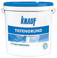 Ґрунтовка Тіфенгрунд( KNAUF Tiefengrund). 5кг.