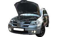 Газовый упор капота Mitsubishi Outlander 1 (2003-2008) (1 шт)