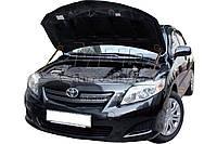 Газовый упор капота Toyota Corolla X (2006-2012) (2 шт)
