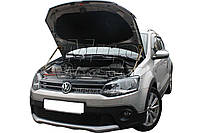 Газовый упор капота Volkswagen Polo 5 (2009+) (2 шт)