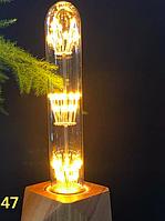 Светодиодная лампа Эдисона 3Вт T30х185  E27 DIP, фото 1
