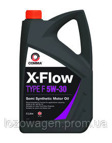 Масло моторное  X-FLOW TYPE MF 15W-40 5л.