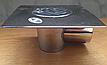Трап латунный хромированный 15х15 см (50 мм), Турция, фото 4