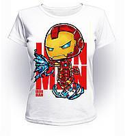 Футболка женская GeekLand Железный Человек Iron Man art IM.01.001