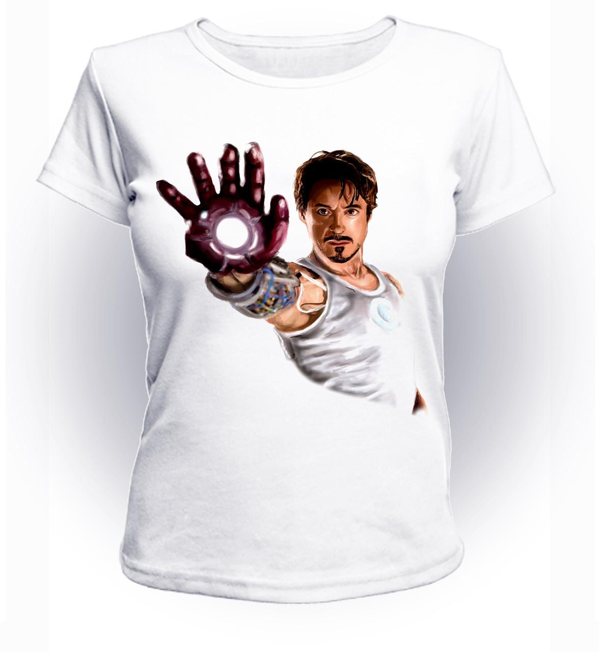 что картинки футболка железный человека туда