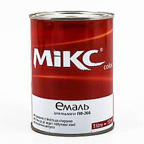 """Емаль ПФ-266 д/п """"Miks"""" червоно-коричнева 0,9кг."""