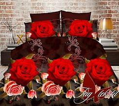 Комплект постельного белья ТМ TAG Евро, постельное белье Евро MS-CY15034