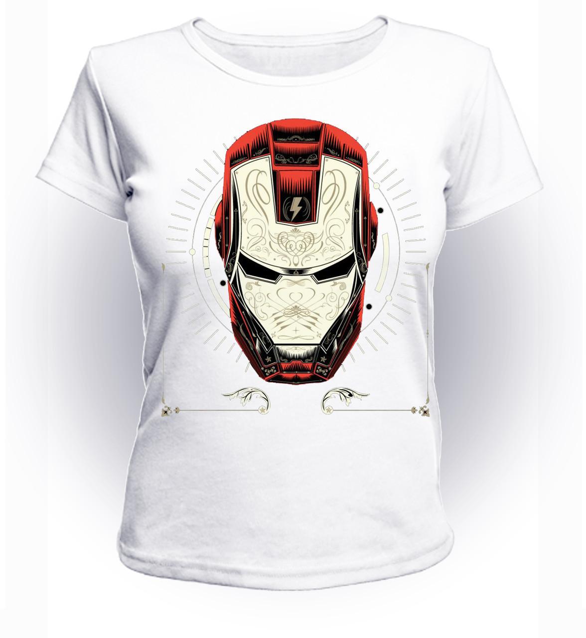5fbef7f78c68 Футболка женская GeekLand Железный Человек Rock Iron Man art IM.01.045, цена  250 грн., купить в Одессе — Prom.ua (ID#645094770)