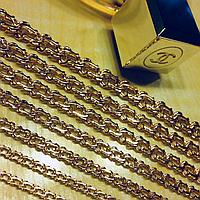 Браслет Арабский Бисмарк. Золото 585 проба, вес 2,8г., длина 18,5см