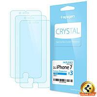 Защитная пленка Spigen для iPhone 7 / 8, фото 1