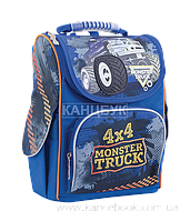 Рюкзак каркасний H-11 Monster Truck, 34*26*14