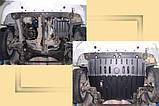 Защита картера двигателя и кпп Chrysler Stratus 1995-, фото 2